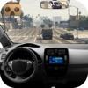 VR Car Driver Traffic Racing