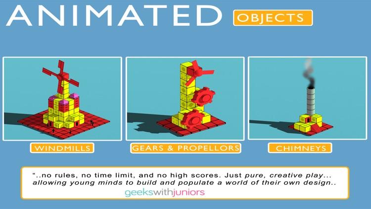Blox 3D World Creator screenshot-3