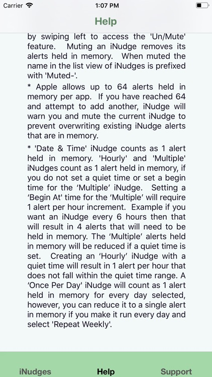 iNudge - Helping You Remember screenshot-8