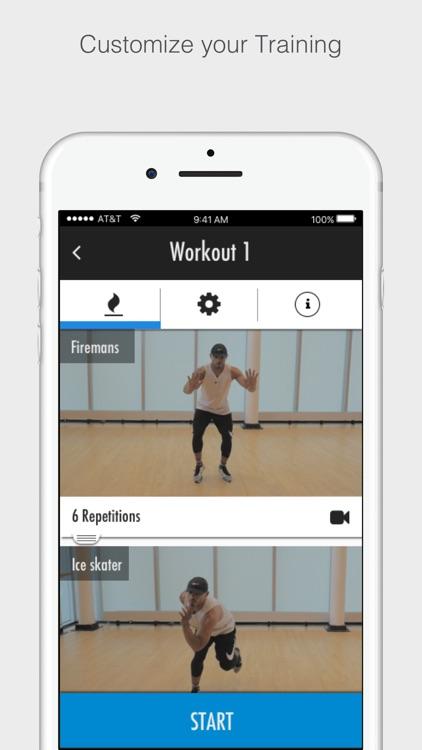 Squash & Racquetball Training screenshot-4