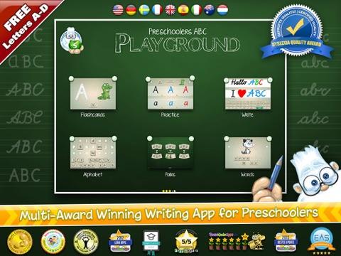 Preschoolers ABC Playground AD - náhled