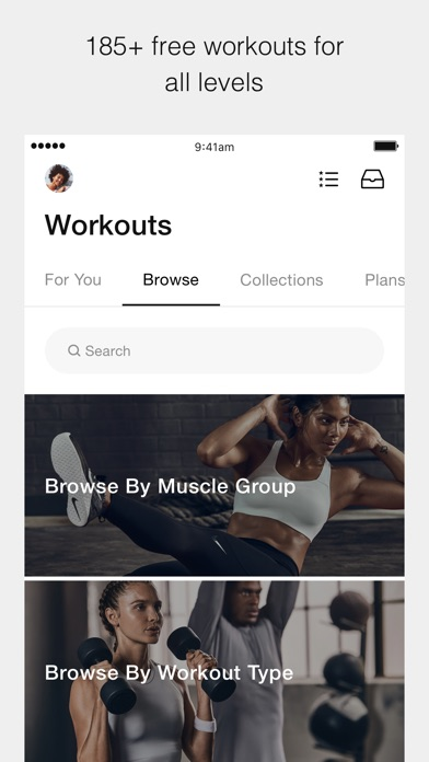 Download Nike Training Club for Pc