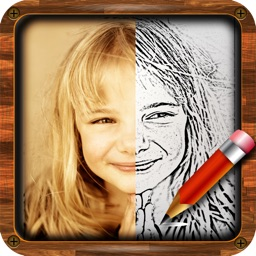 My Artist Sketch - Your Sketching App Add to Photos for iPhone & iPod Touch