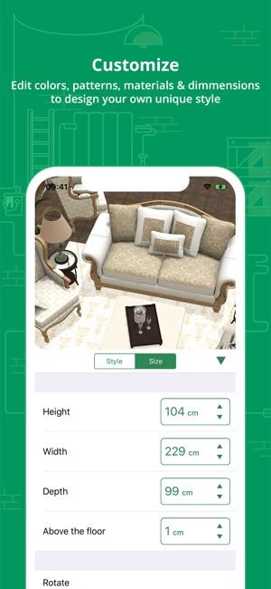 Planner 5D - Déco d\'intérieur dans l\'App Store