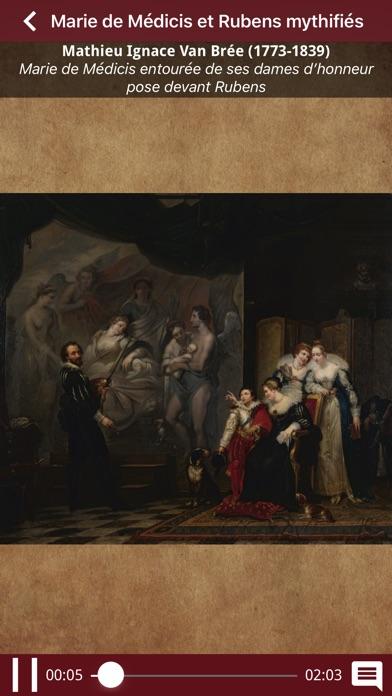 Rubens. Portraits princiers screenshot 2
