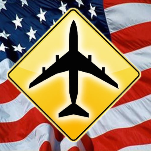 USA - Travel Guides icon
