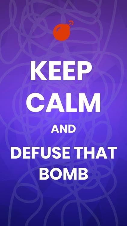 Keep Calm And Defuse That Bomb screenshot-4