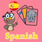 Spanish Learning Flash Card icon
