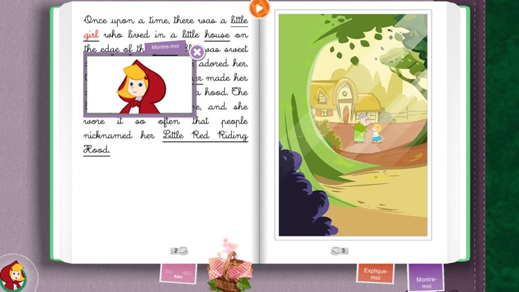 Red Riding Hood by Chocolapps screenshot-3