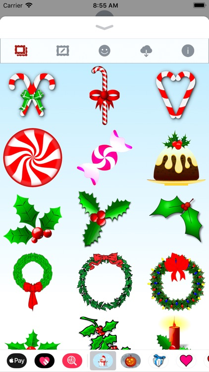 Merry Christmas • Stickers screenshot-4