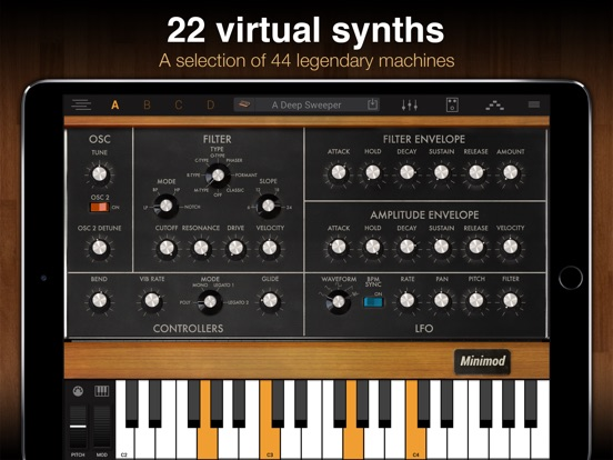 Syntronik CS screenshot 6