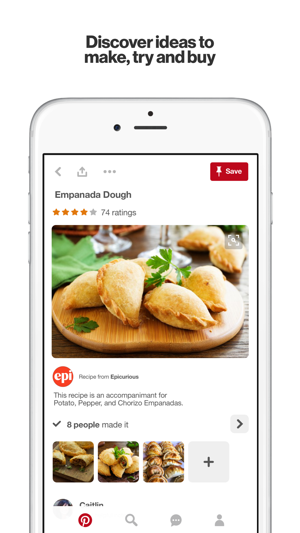 Pinterest on the app store pinterest on the app store forumfinder Image collections