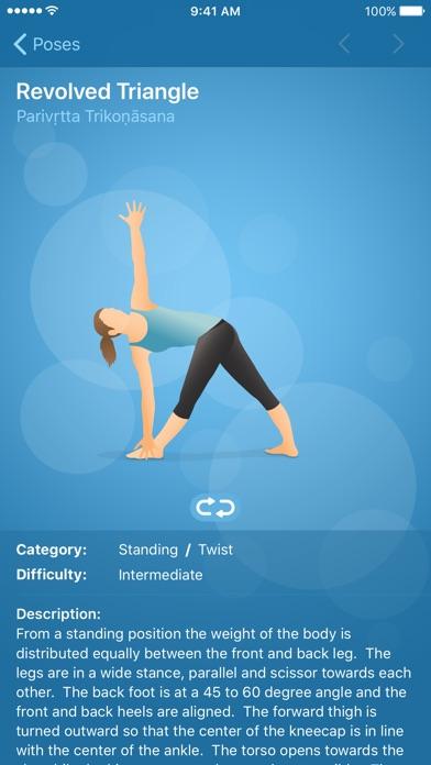 Pocket Yoga screenshot1