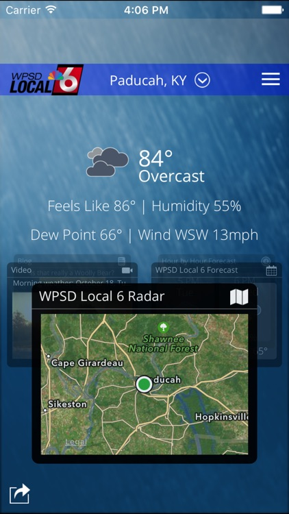 WPSD Radar screenshot-0