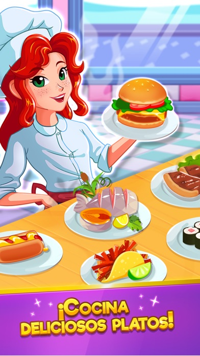 Chef Rescue - Cooking Frenzy | Spanish Apps Store