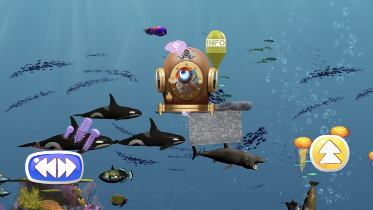 OCEAN EXPLORER - SEA LIFE.OEP screenshot-3