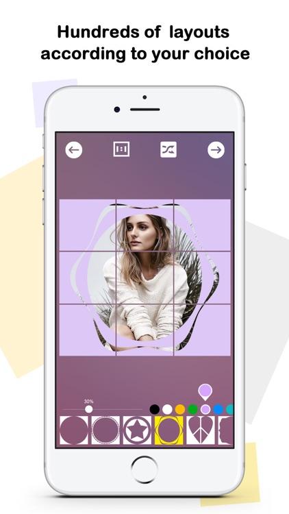 Grid Post Maker for Instagram screenshot-3