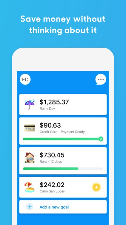 Digit: Save Money Effortlessly