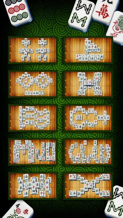 Mahjong Solitaire Puzzle Games screenshot-2