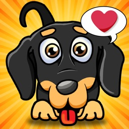 SausageMoji - Dachshund Emojis