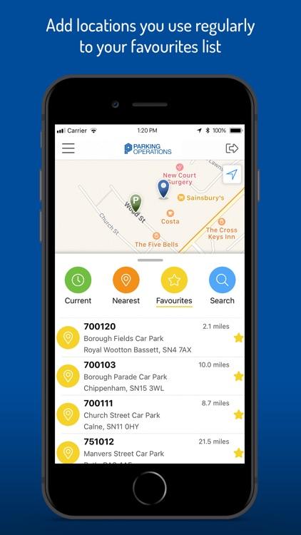 ParkingOps screenshot-3