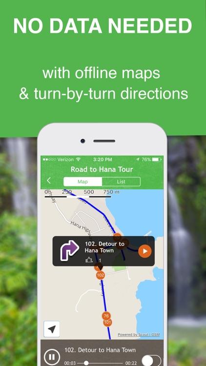 Road to Hana Maui Driving Tour screenshot-3