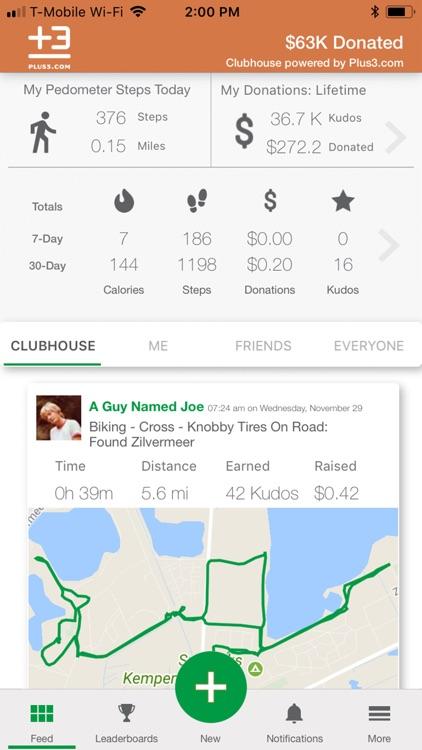 Fitness Rewards by Plus3