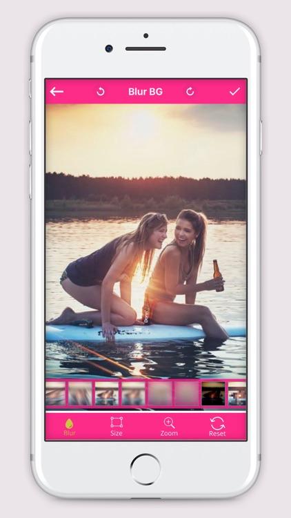 Censor Blur Photo  Effect  - DSLR screenshot-4