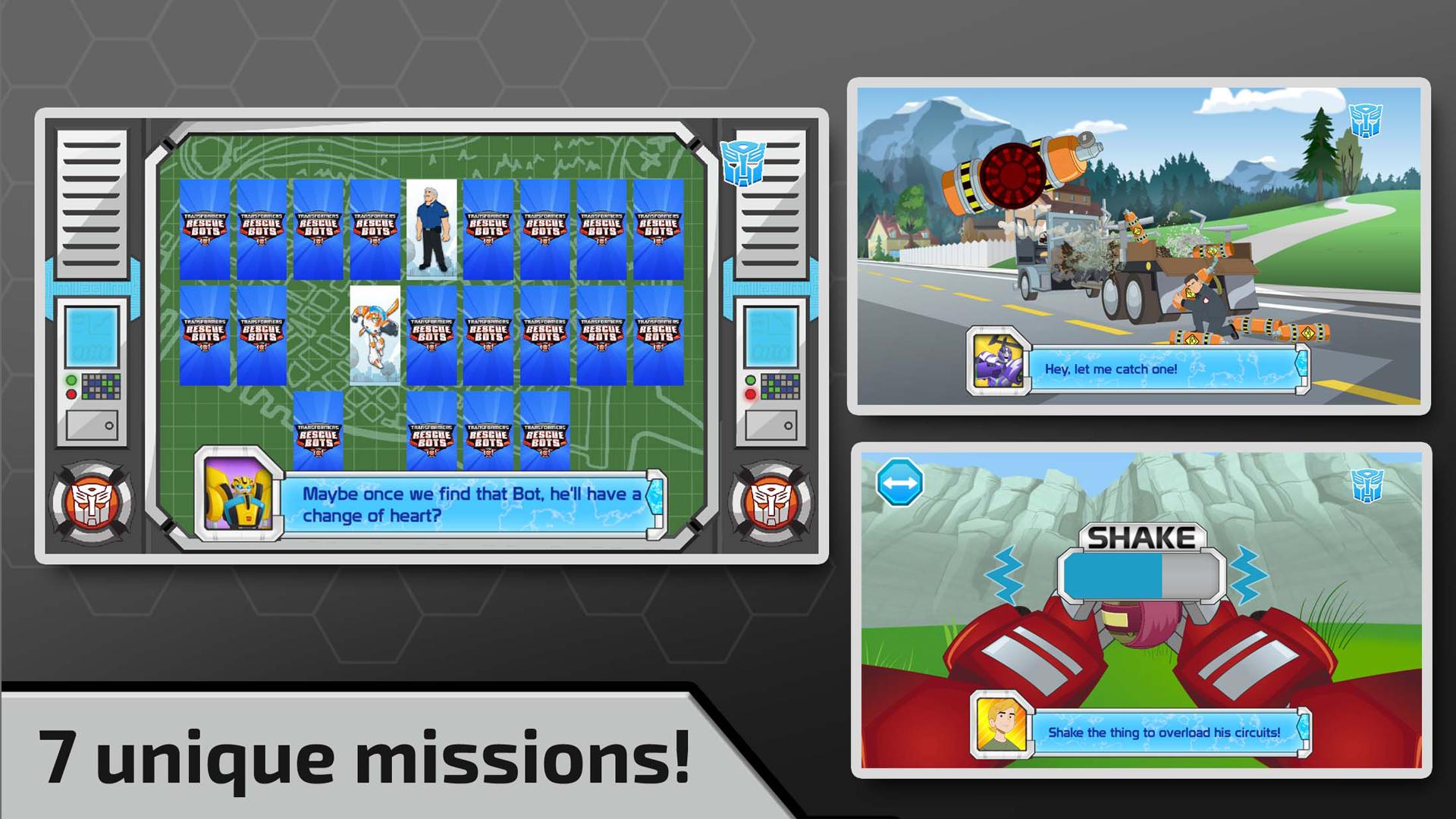 Transformers Rescue Bots screenshot 13