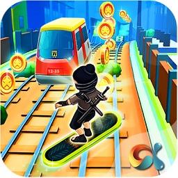 Ninja Subway City