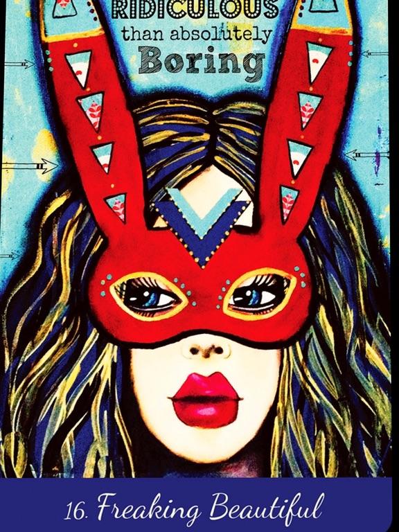 Love Your Inner Goddess Oracle screenshot 11