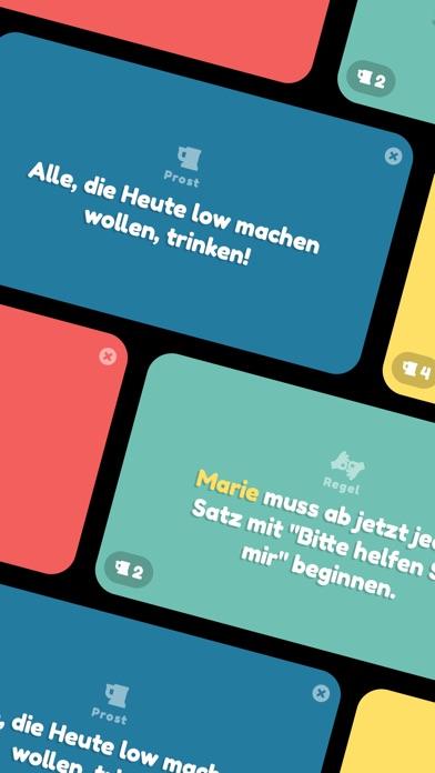 Drinkflix - Trinkspiel 2018Screenshot von 4