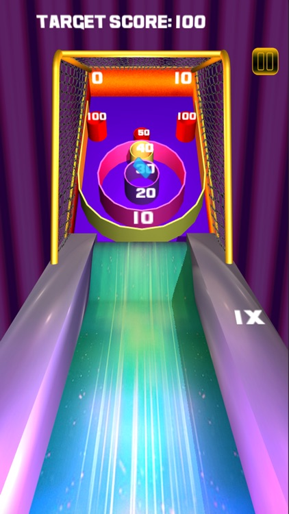 3D Ball Roller- toss screenshot-0