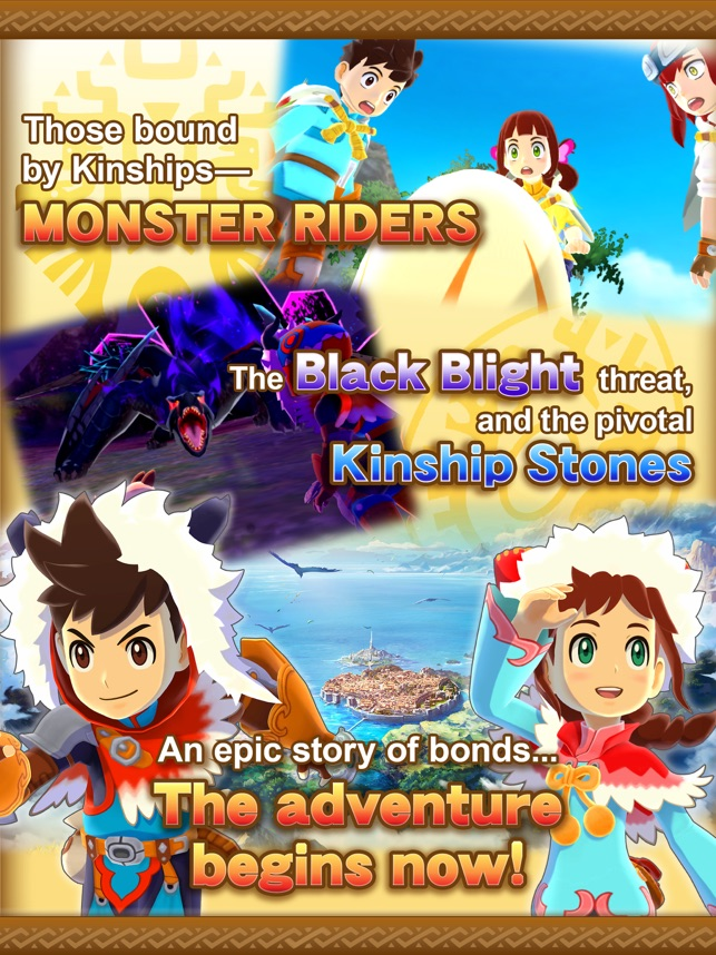 monster hunter stories android apkpure