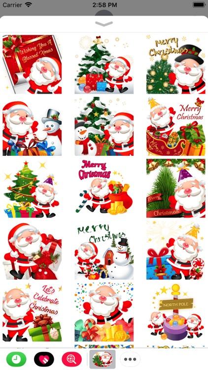Merry Christmas: Santa Clause