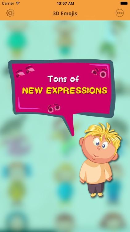 3D Emojis - Insta 3D Emotions