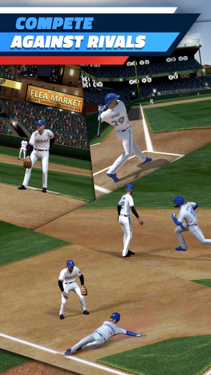 MLB Tap Sports Baseball 2017 screenshot-0