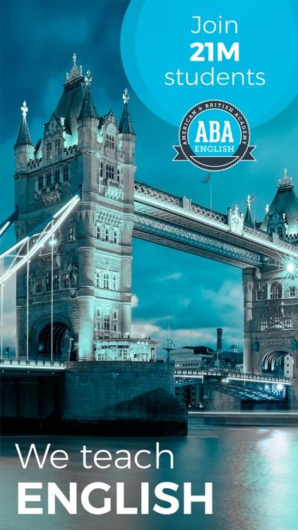ABA English - Learn English screenshot-0