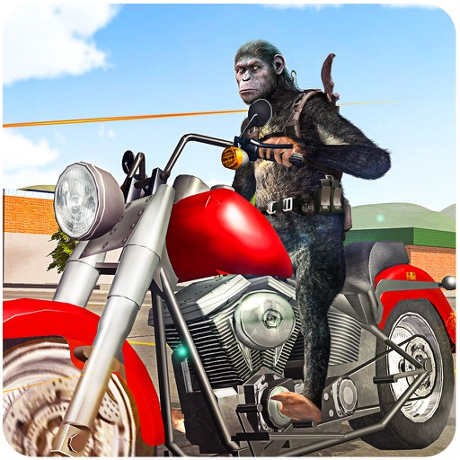 Apes War Crime City