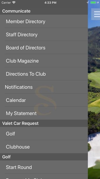 Shady Canyon Golf Club