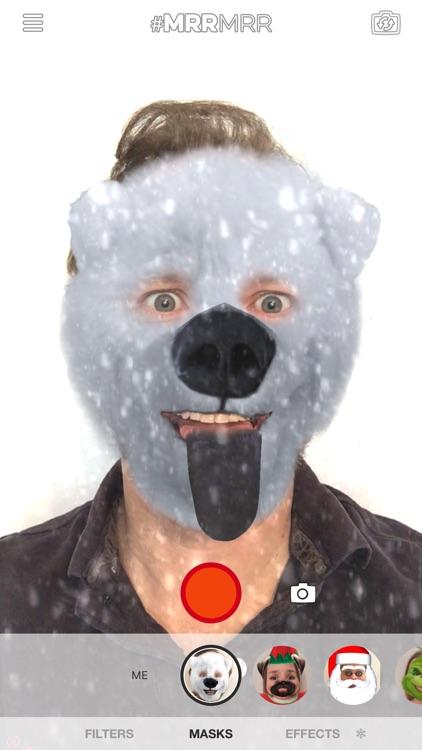 MRRMRR - Live Face Filters, Masks & Video Selfies