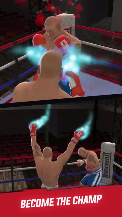 Glowing Gloves: AR Boxing Game screenshot-3