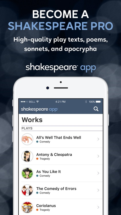 Shakespeare screenshot-2