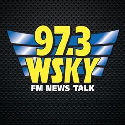 WSKY 97.3 FM NEWS TALK