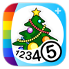 Color by Numbers - Christmas + - Kedronic UAB