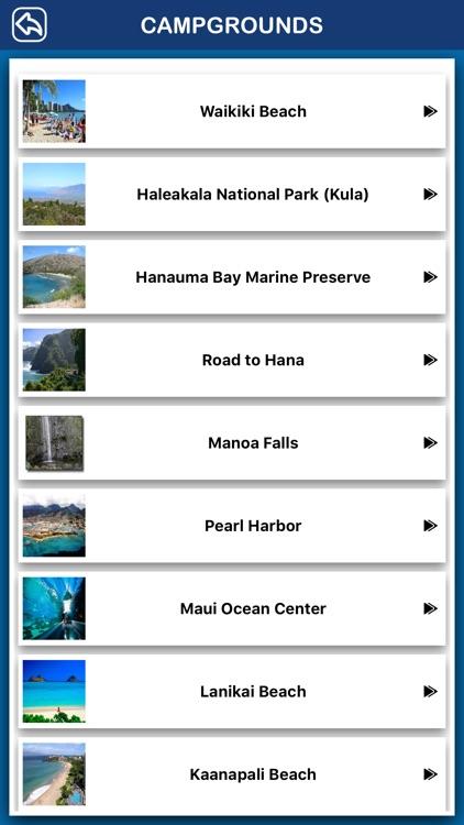 Hawaii Offline Guide