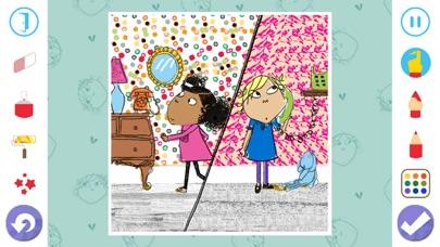 Charlie and Lola Colouring screenshot 5