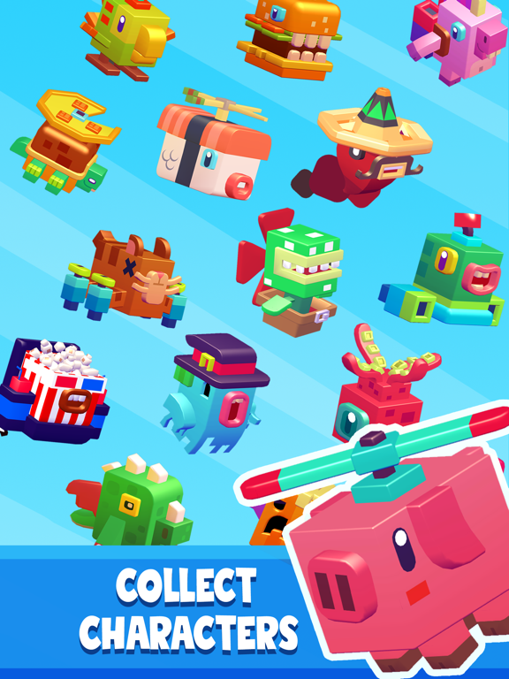Jelly Copter screenshot 8