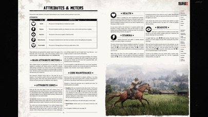 Screenshot for RDR2: Companion in United Kingdom App Store