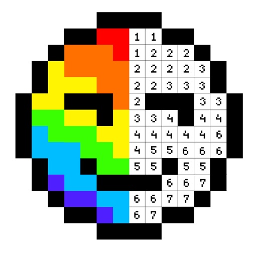Pixel Artist Pro: Color Number